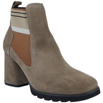 Chaussures Femme Bottines CallagHan Callaghan Orisanu 25704 Botines Casual de Mujer Gris