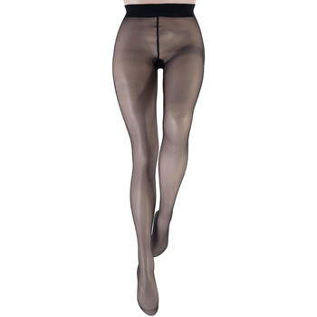 Sous-vêtements Femme Collants & bas Le Bourget Collant microfibre 15D Noir