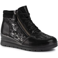 Chaussures Femme Baskets montantes Remonte Dorndorf R0770 NOIR