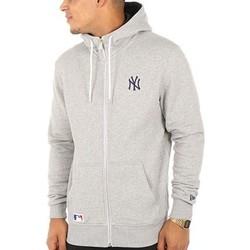Vêtements Homme Sweats New-Era Veste Zippé MLB New-York Yanke Multicolore