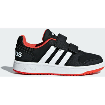 Chaussures Basketball adidas Originals Chaussure  Hoops 2.0 CMF Multicolore