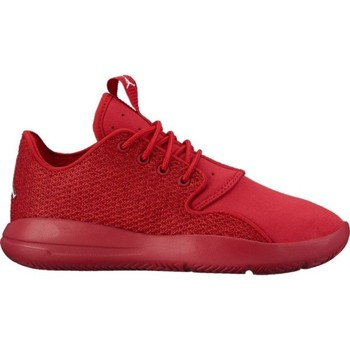 Chaussures Basketball Nike Eclipse BP Rouge junior Multicolore
