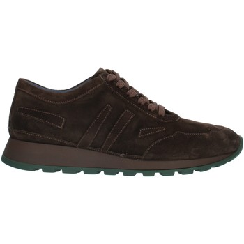 Chaussures Homme Baskets basses Cristiano Gualtieri 403 marron