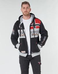 Vêtements Homme Sweats Geographical Norway FLYER Noir