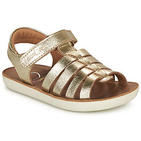 Chaussures Fille Sandales et Nu-pieds Shoo Pom GOA SPART Doré