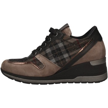 Chaussures Femme Baskets basses Melluso R25522 MUD