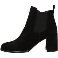 Chaussures Femme Low boots Melluso Z720 NOIR