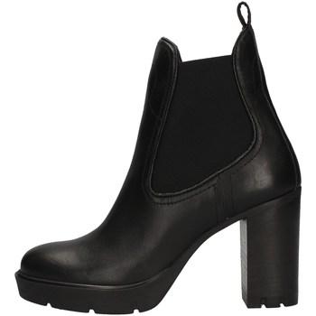 Chaussures Femme Low boots Janet Sport 44830 NOIR