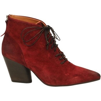 Chaussures Femme Boots Mat:20 SAYO rosso-barolo