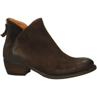 Chaussures Femme Low boots Mat:20 WASH caffe