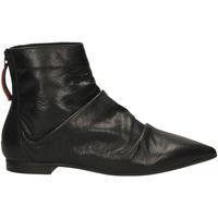 Chaussures Femme Low boots Poesie Veneziane VELVET nero