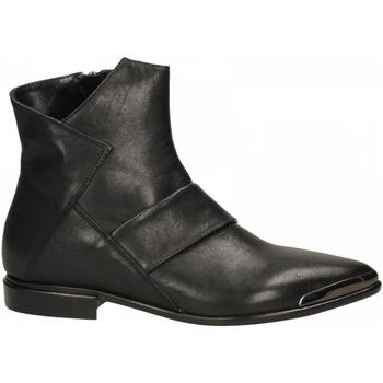Chaussures Femme Bottines Laura Bellariva TROPIC nero