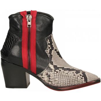 Chaussures Femme Bottines Laura Bellariva PITONE roccia