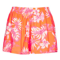 Vêtements Femme Shorts / Bermudas Banana Moon OOKOW MAHINIVOI Orange