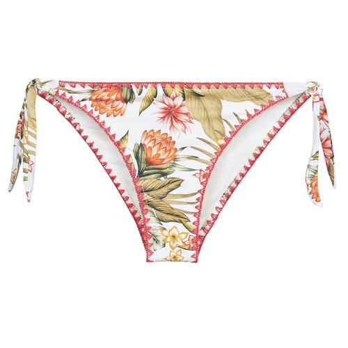 DIMKA LAHAINA  Banana Moon  maillots de bain séparables  femme  blanc / orange