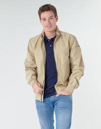 Vêtements Homme Blousons Geox VINCIT BOMBER JACKET Beige