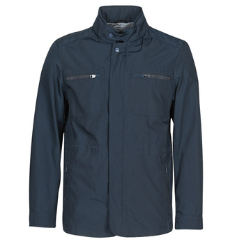 Vêtements Homme Blousons Geox RENNY FIELD JKT Marine