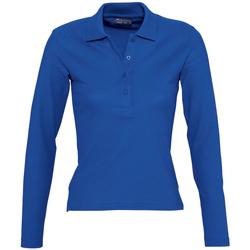 Vêtements Femme Polos manches longues Sols PODIUM COLORS Azul