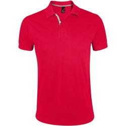 Vêtements Homme Polos manches courtes Sols PORTLAND MODERN SPORT Rojo