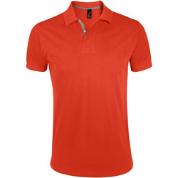Vêtements Homme Polos manches courtes Sols PORTLAND MODERN SPORT Naranja