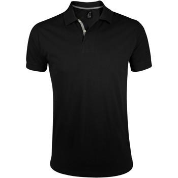 Vêtements Homme Polos manches courtes Sols PORTLAND MODERN SPORT Negro