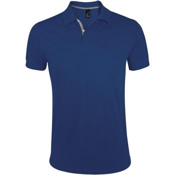 Vêtements Homme Polos manches courtes Sols PORTLAND MODERN SPORT Azul