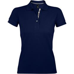 Vêtements Femme Polos manches courtes Sols PORTLAND MODERN SPORT Azul