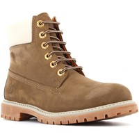 Chaussures Femme Boots Lumberjack  Taupe