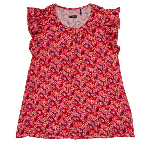 Vêtements Fille Tops / Blouses Ikks LARYNA Rose