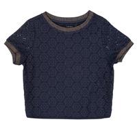 Vêtements Fille Tops / Blouses Ikks ASTRID Marine