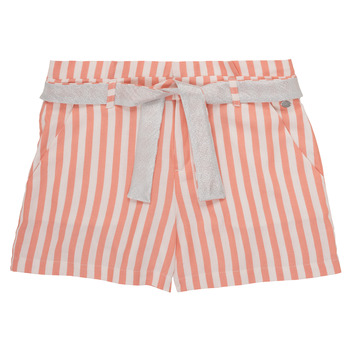 Vêtements Fille Shorts / Bermudas Ikks BADISSIO Orange
