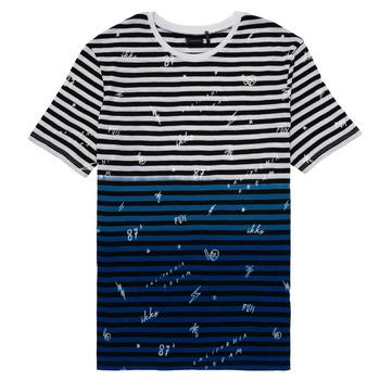 Vêtements Garçon T-shirts manches courtes Ikks DANIELO Multicolore