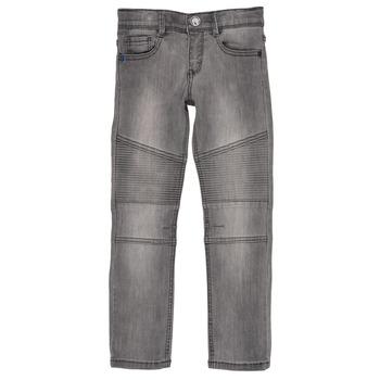 Vêtements Garçon Jeans slim Ikks COELE Gris