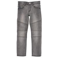 Vêtements Garçon Jeans slim Ikks GOELLON Gris