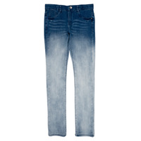 Vêtements Garçon Jeans slim Ikks BANALISE Bleu