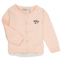 Vêtements Fille Gilets / Cardigans Ikks ADIL Rose