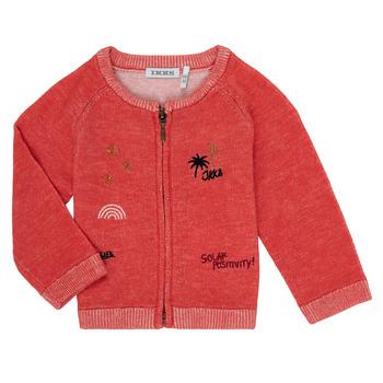 Vêtements Fille Gilets / Cardigans Ikks VALERIE Orange