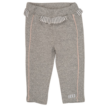Vêtements Fille Leggings Ikks PATRICE Gris