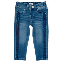 Vêtements Fille Jeans slim Ikks LUISIN Bleu
