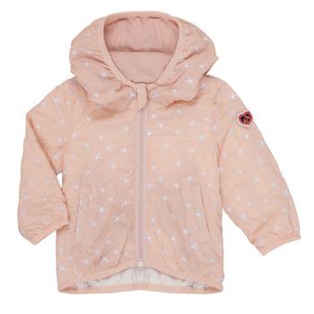 Vêtements Fille Blousons Ikks LOLINA Rose