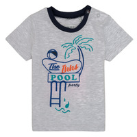 Vêtements Garçon T-shirts manches courtes Ikks LISIANA Gris