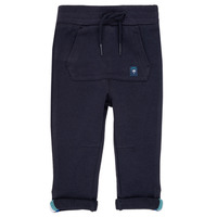 Vêtements Garçon Pantalons de survêtement Ikks LIVALI Marine