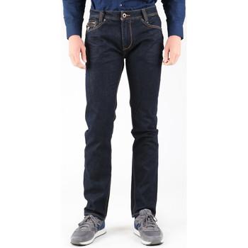 Vêtements Homme Jeans droit Guess M21030D05B0 DRRN grafitowy