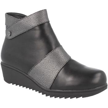 Chaussures Femme Bottines Clowse 9B1023 Negro