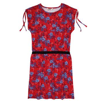 Vêtements Fille Robes courtes Kaporal JUNE Rouge