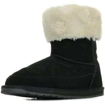 Chaussures Fille Bottes de neige EMU Ardle noir