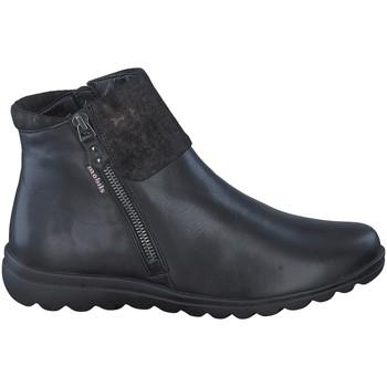 Chaussures Boots Mephisto Bottine cuir CATALINA Noir