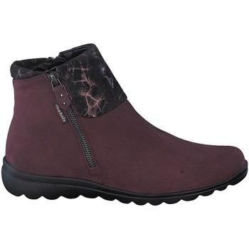 Chaussures Boots Mephisto Bottine CATALINA noir Rouge