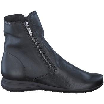 Chaussures Boots Mephisto Bottine NESSIA acier Noir