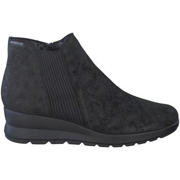 Chaussures Boots Mephisto Bottine cuir PIENZA Noir